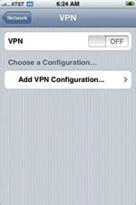 VPN Screenshot 1