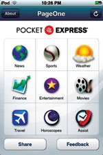 Pocket Express