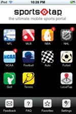 Sports tap