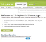 LivingSocial iPhone Apps