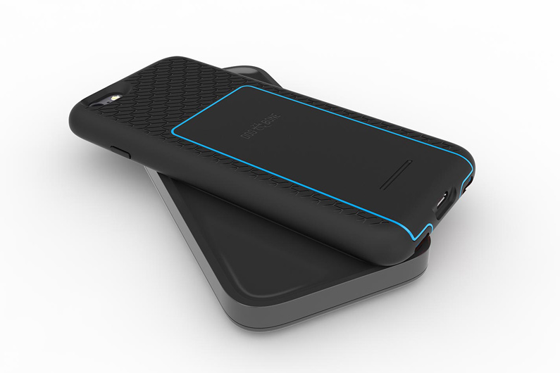 hot sale online 65ade 4760f Review: Backbone Case Offers Qi Wireless Charging for iPhone 6s ...