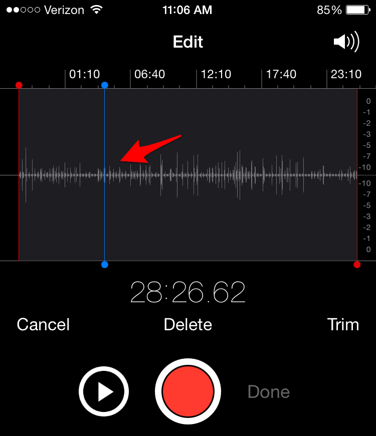 How to Edit a Voice Memo | iPhoneLife com