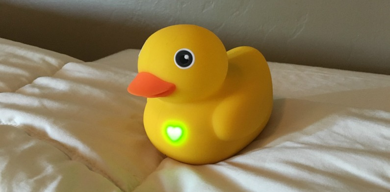 Tech Toys for Kids: Edwin the Duck | iPhoneLife.com