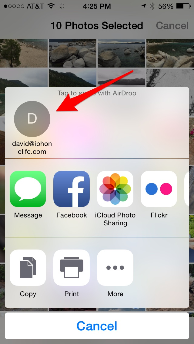 How to Transfer Photos from Your iPhone to Your Computer