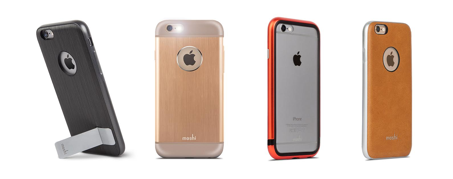 wholesale dealer adc37 ce474 4 Favorite Moshi Cases for the iPhone 6s and 6s Plus | iPhoneLife.com