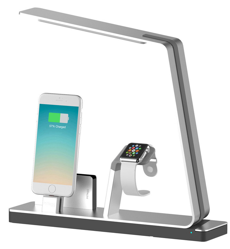 MiTagg NuDock Power Lamp Station - Best of Show CTIA Super Mobility