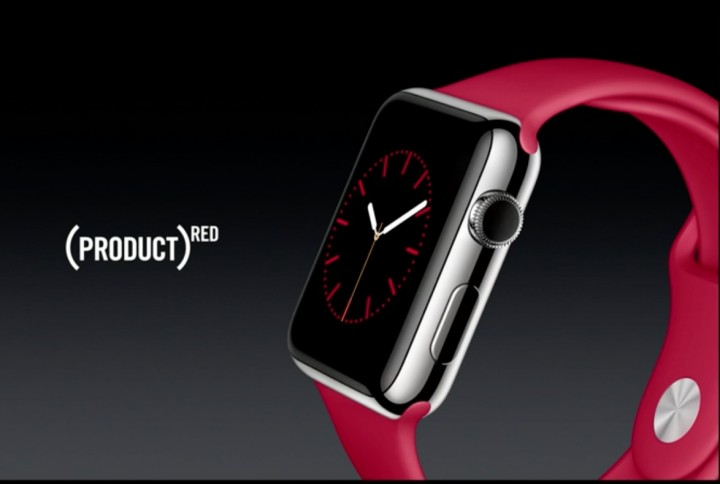 (PRODUCT)RED Apple Watch Band