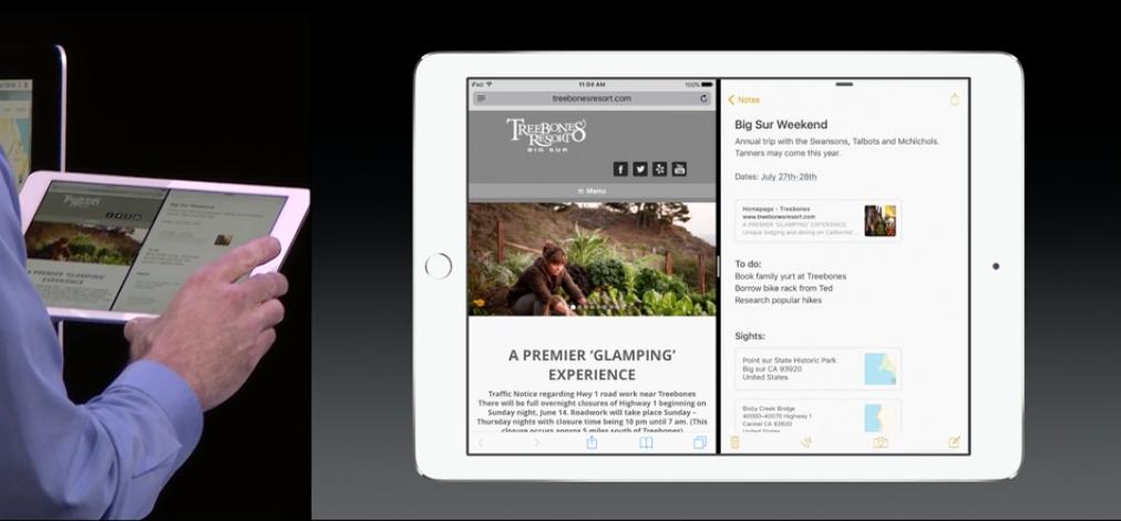 Iphone Multitasking Split Screen