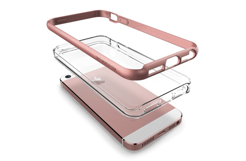 brand new b9f1c fd34b Don't Settle for Old iPhone 5s Cases; VRS Redesigns Cases Specially ...