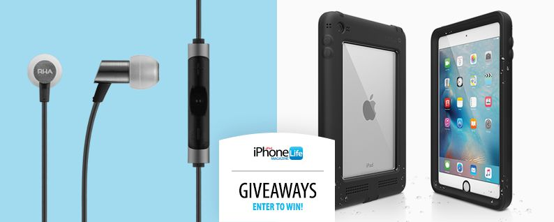 Iphone life giveaways