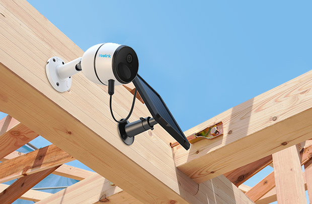 Review: The Reolink Go Security Cam for Remote Locations