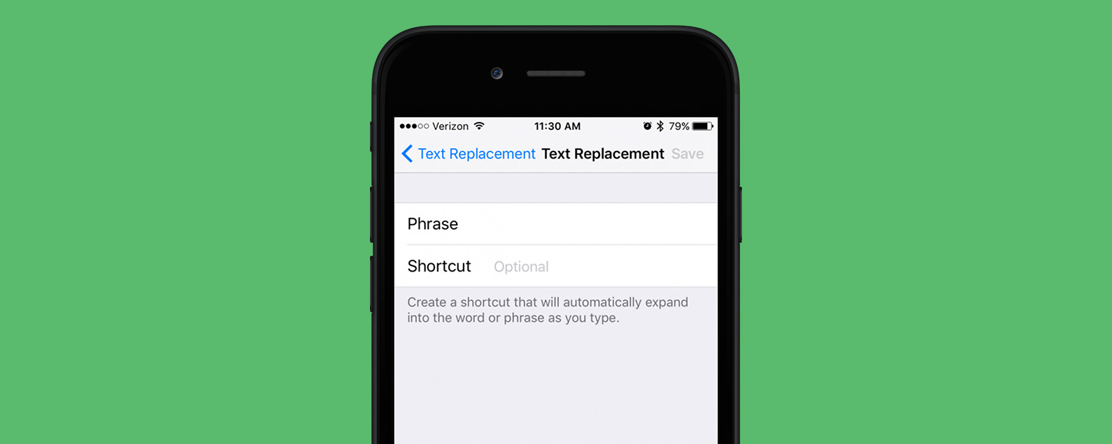 add words to iphone dictionary how to add words to iphone dictionary iphonelife 3923