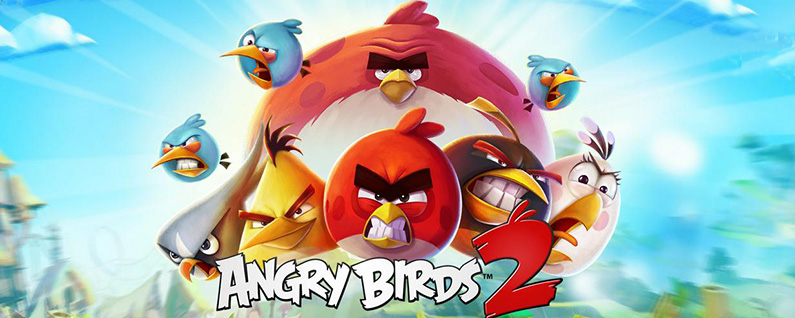 Angry Birds 2 launch screen
