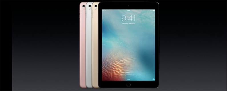 New iPhone 5 SE, 9-Inch iPad Pro, Software, and a Few Surprises