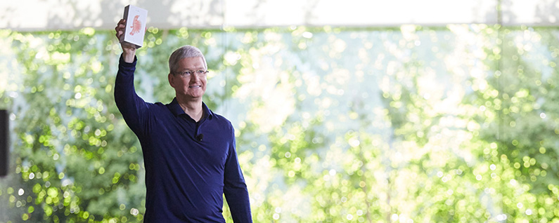 "Tim Cook Calls EU Tax Ruling ""Political Crap"""