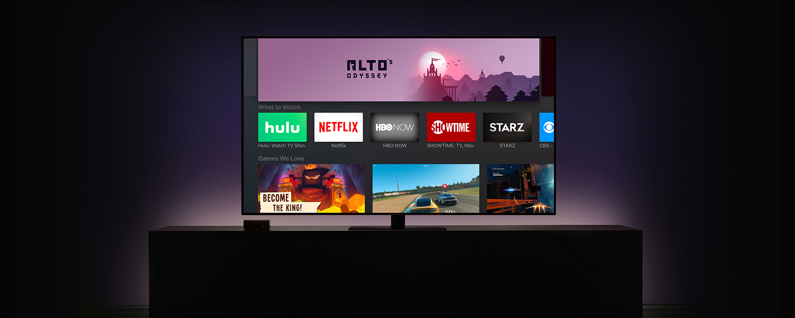 Apple TV Apps: How to Find & Download New Apps from the App