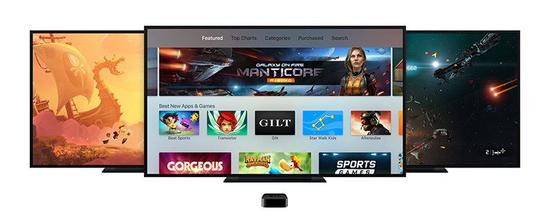 Video Previews Now Available for Apple TV Apps