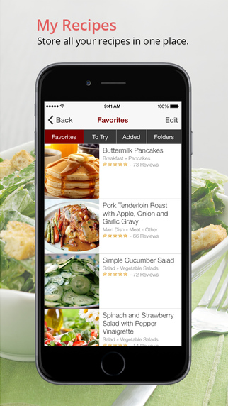 Top 5 free meal planning apps iphonelife master your iphone in one minute a day forumfinder Images