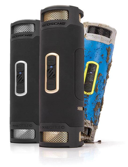 Scosche boomBOTTLE+ Waterproof Wireless Speaker - Best of Show CTIA Super Mobility