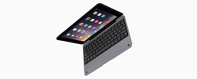 Incipio ClamCase Pro iPad Cover and Keyboard