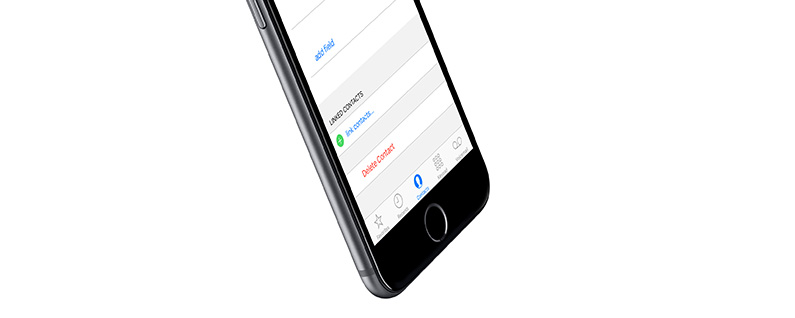 How to Delete a Contact on iPhone