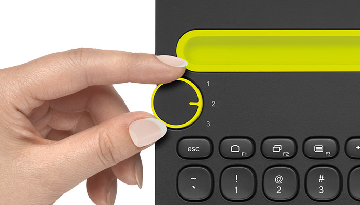 logitech bluetooth keyboard iphone 6 plus