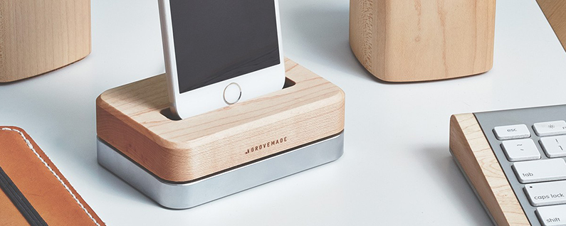 Having An Iphone Dock Gives You A Designated Charging Station With Style It Can Also Serve As Good Way To Limit Your Own Technology Usage If Place