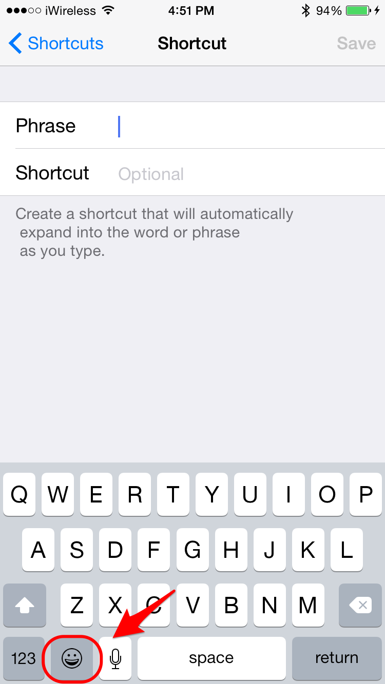 How to Use Emoji Shortcuts Instead of Switching Keyboards ...