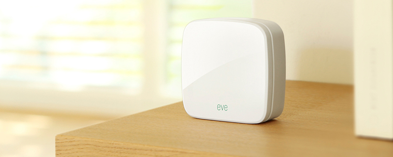 Monitor Air Quality with Elgato's Eve Room