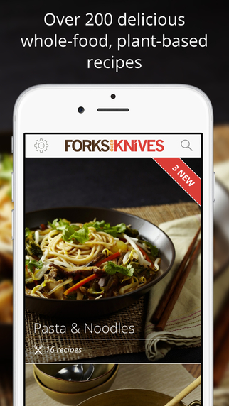 Best vegan recipe apps iphonelife master your iphone in one minute a day forumfinder Image collections