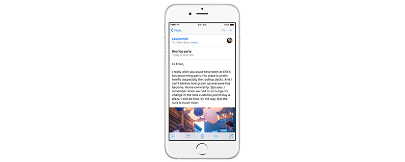 How to Forward an Email on Your iPhone