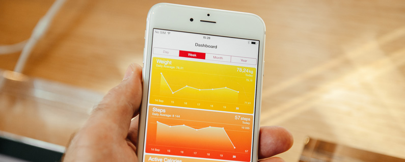 How to Use the Dashboard In Your Health App