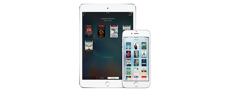 How to View Your Recently Purchased iBooks