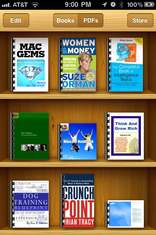 pdf file is now in iBooks on the shelf and ready for reading