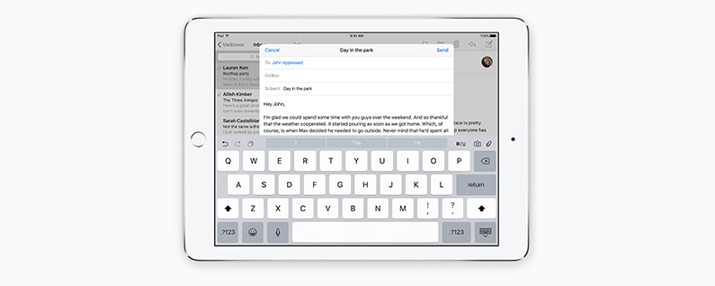 How to Start an Email on Your iPhone and Finish It on Your Mac or iPad