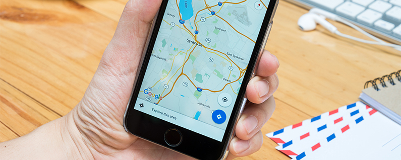How to View a Location by 3D Touching a Pin in Maps