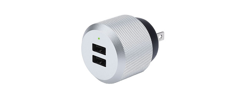 AluPlug USB Wall Charger