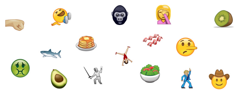 72 New Emoji Are Coming to Your iPhone—And Bacon is One of Them!