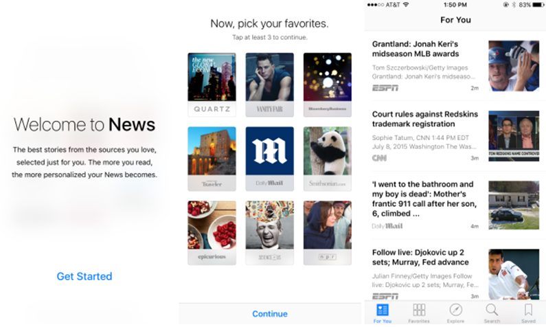 Apple News Appears in Latest iOS 9 Beta | iPhoneLife com