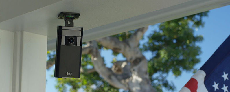 Ring Video Doorbell Now Comes with Solar-Powered Stick Up Cam Option