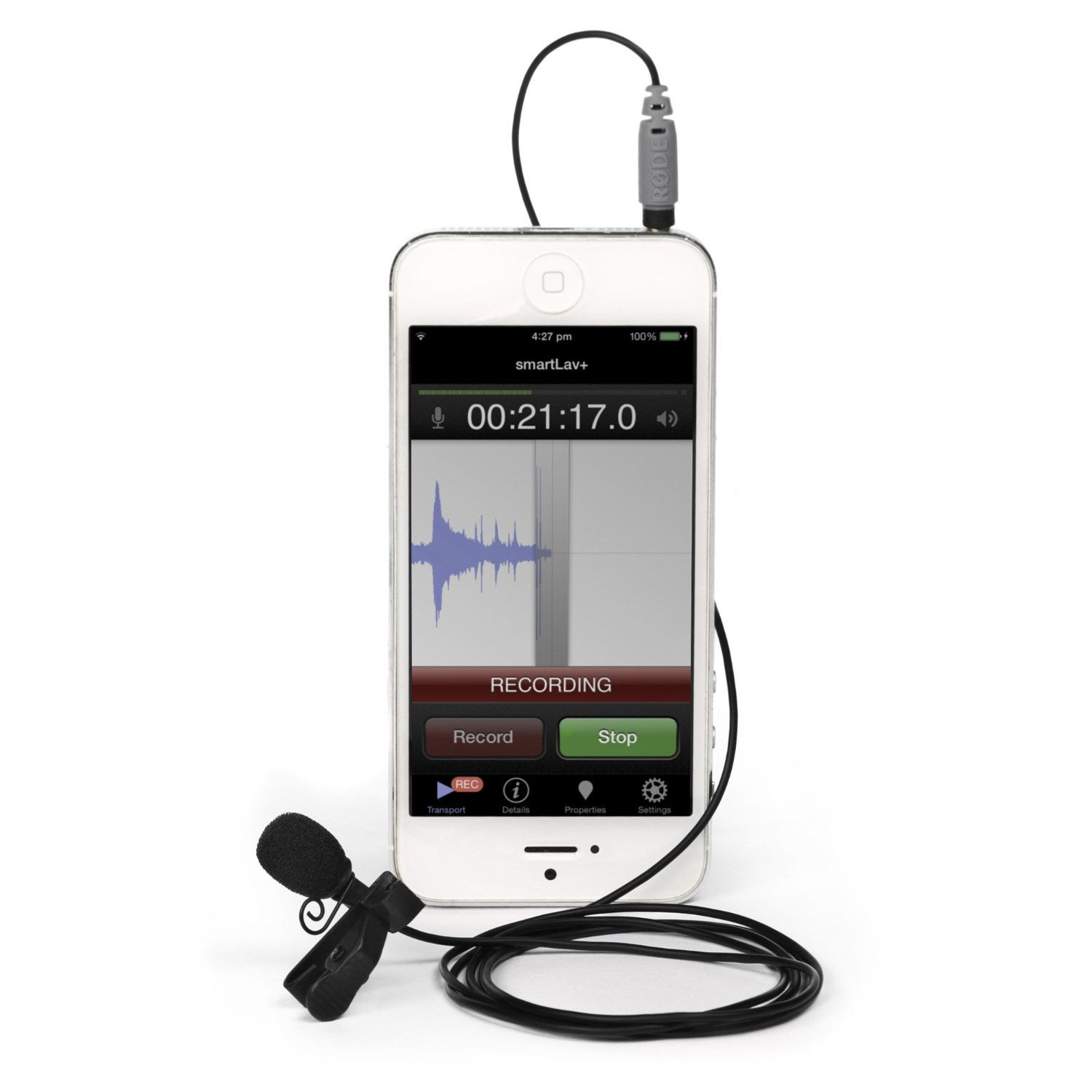 iphone external microphone top 4 external microphones for iphone iphonelife 11831