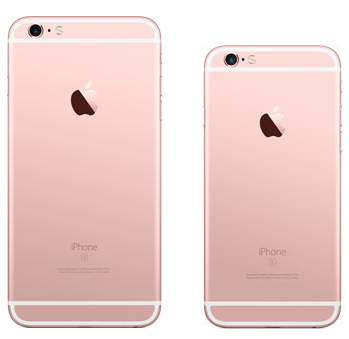 Apple Calls It Rose Gold Some Call Pink The IPhone 6s Now Has A New Color Option In Addition To Previous Silver Space Gray And