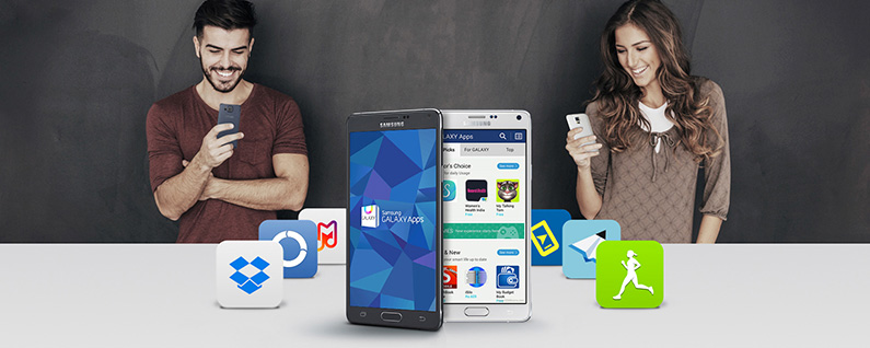 Samsung Apps Coming to iOS