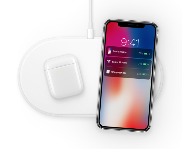 e765a4a1c29 Apple announced in September 2017 that a wireless charging case for AirPods  is coming, although it didn't specify a release date other than