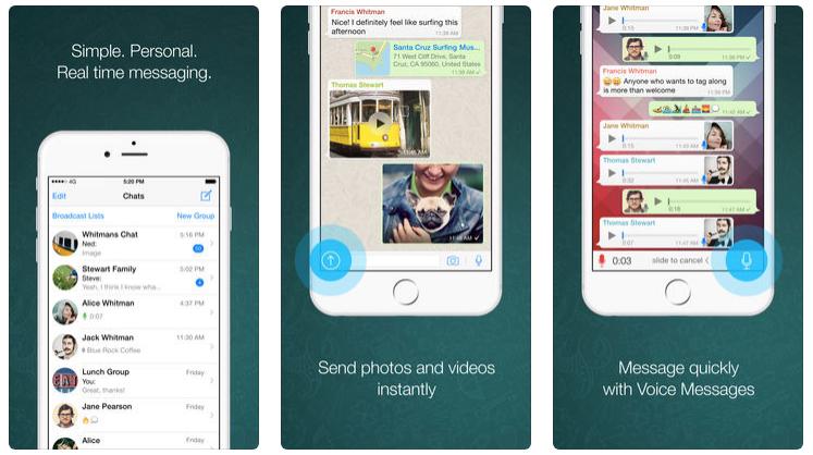 free texting app
