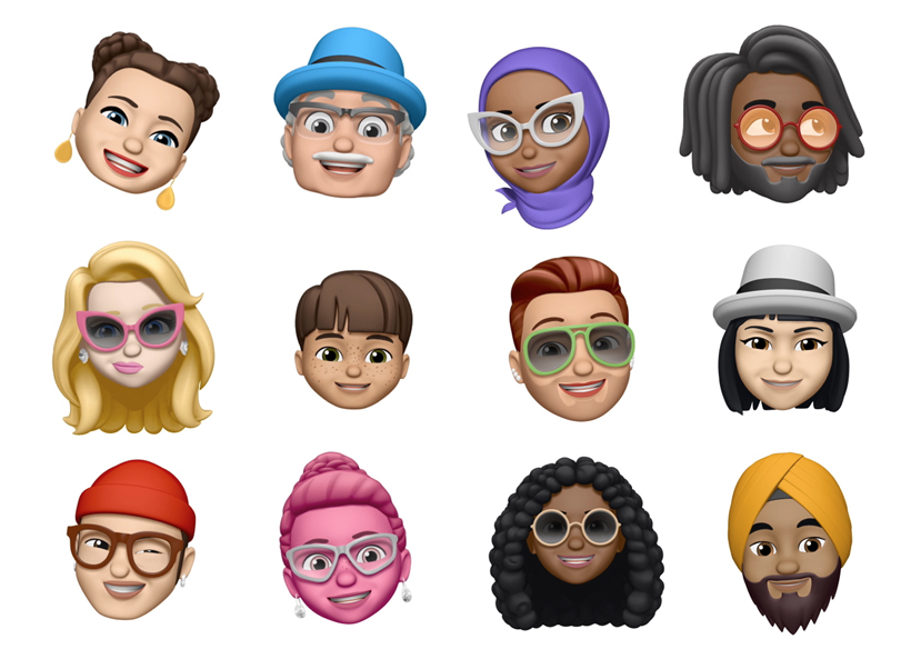 create your own animoji