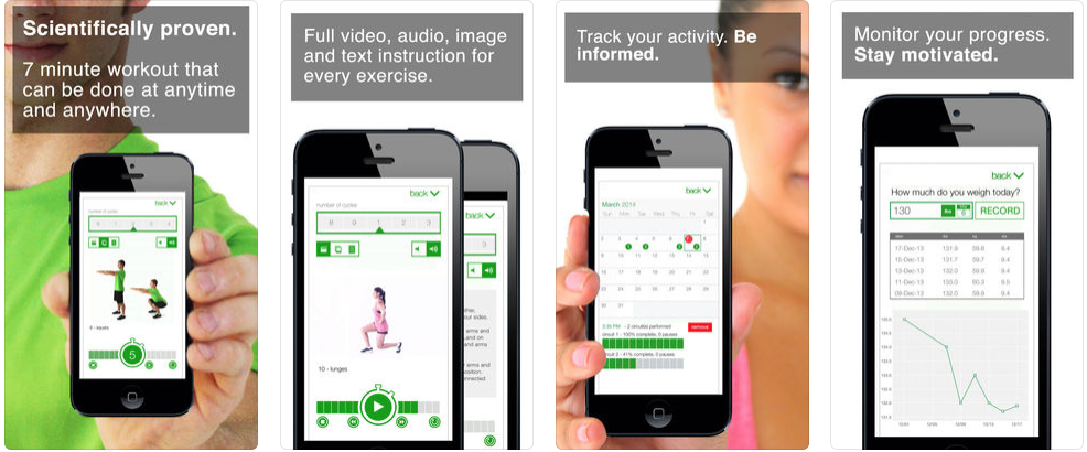 best workout apps iphone