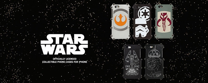 Review: Star Wars iPhone Cases from Tantrum Cases