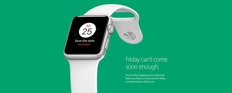 Check Out Apple's Black Friday 2016 Deals
