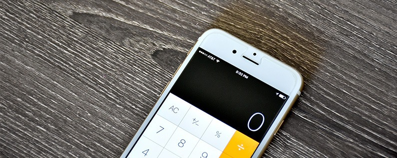 How to Delete Digits in the Calculator App